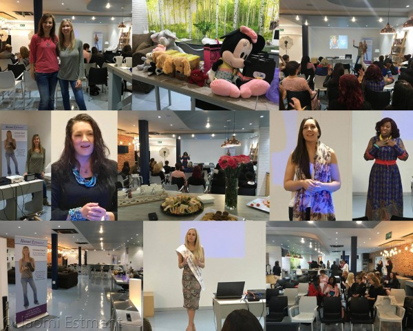 Women's Day Event Collage