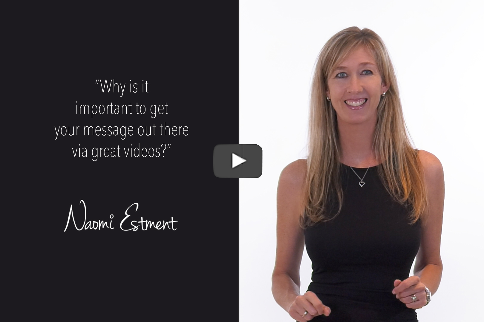 Naomi Estment Video Tips Quote