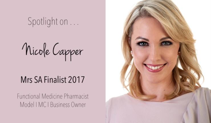 Spotlight on Nicole Capper