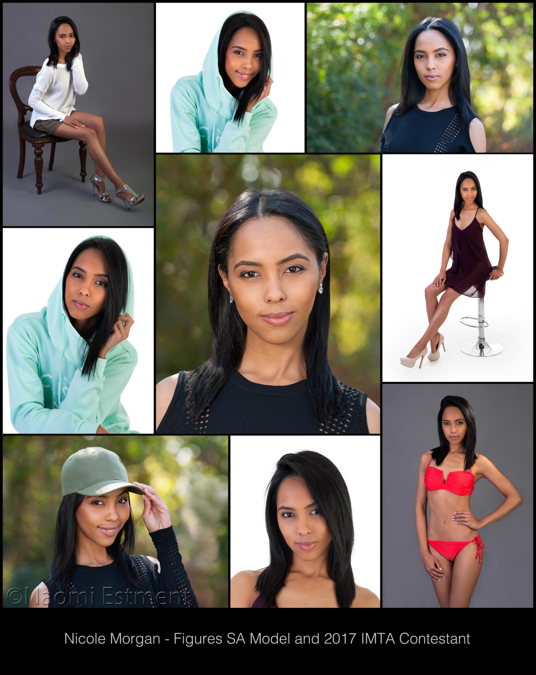 Nicole Morgan - IMTA Modeling Portfolio by Naomi Estment